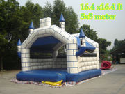 16ft/5M Inflatable Kids Playground Bounce House Castle Jumping Bouncy