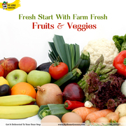 Fresh Start With Farm Fresh Fruits & Veggies Online Wylie, Texas