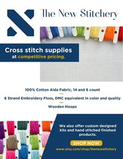 Cross Stitch Supplies at Competitive Pricing