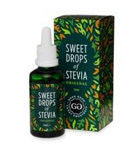 Best Liquid Stevia Drops in USA - Good Good